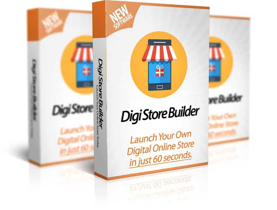 Digi Store Builder Review – Launch Your Own Online Digital Store in 60 Seconds 2