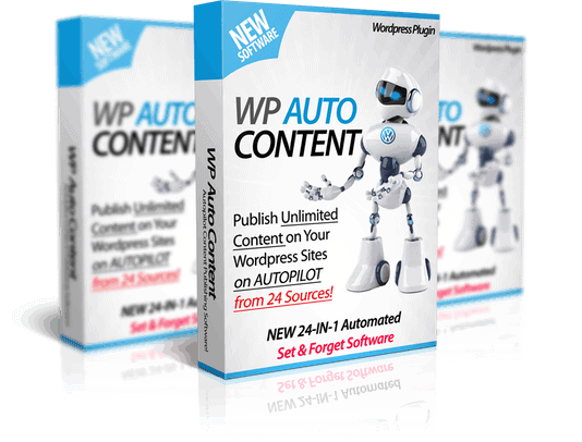 WP Auto Content Review – Fetch Content from 100s of Source for Your Site in 1-Click 1