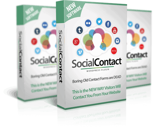 WP Social Contact Review – Get More Leads from Your Website Using This 3