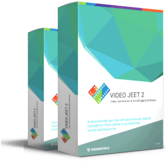 Video Jeet Review – Software that can create and run your video blogs on Auto! 3