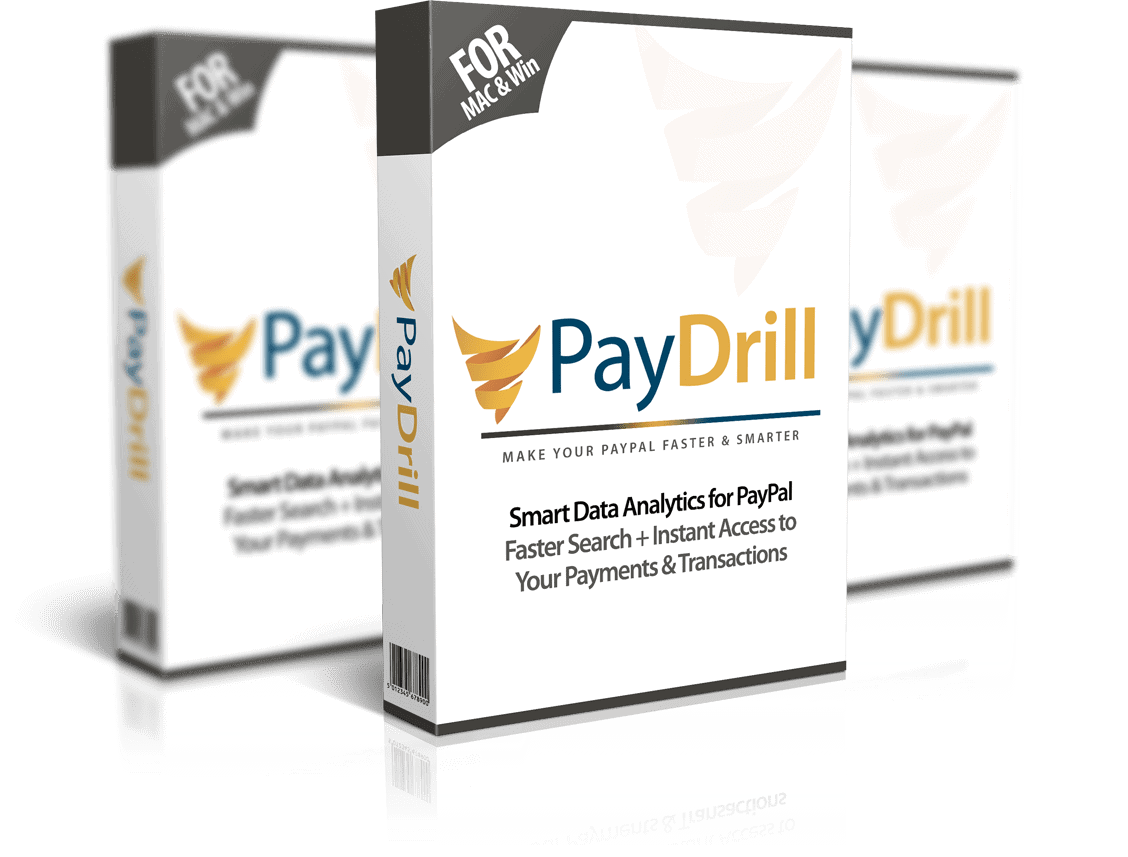 PayDrill Review – Smart Data Analytics for Paypal Sellers to Make More Sales 2